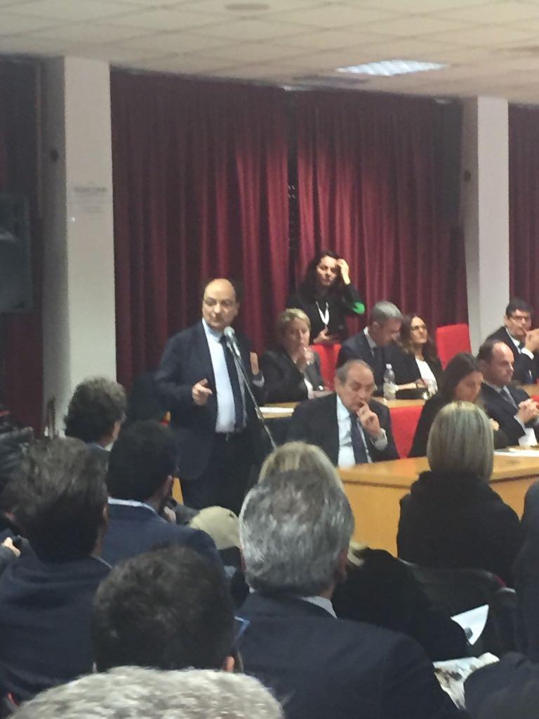 Pre-Assise 2018 Gioia Tauro - Eugenio Guarascio